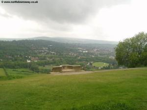 View from Boxhill